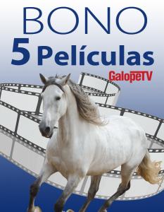 Bono de 5 películas
