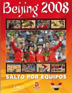 Juegos Olímpicos Beijing - Salto por Equipos