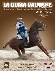 José Tirado III. La competición