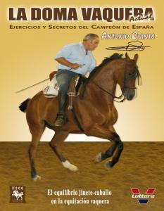 Antonio Quinta II. Equilibrio jinete-caballo