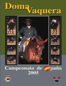 Campeonato de España de Doma Vaquera 2005