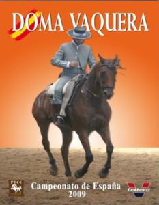 Campeonato de España de Doma Vaquera 2009