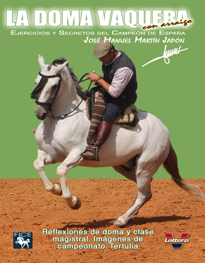 Martín Japón III. Reflexiones de doma y clase magistral