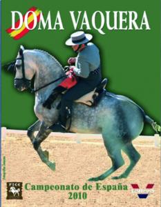 Campeonato de España de Doma Vaquera 2010