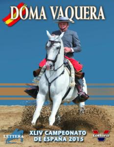 Campeonato de España de Doma Vaquera 2015