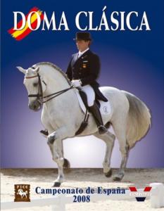 Campeonato de España de Doma Clásica 2008