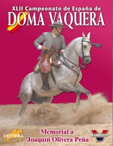Campeonato de España de Doma Vaquera 2013