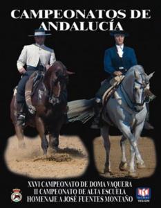 Campeonatos de Andalucía de Doma Vaquera y Alta Escuela