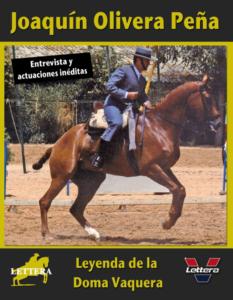 Joaquín Olivera - Leyenda de la Doma Vaquera