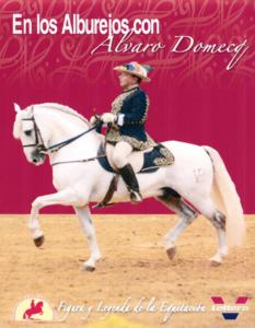 En la casa de los Alburejos con Álvaro Domecq