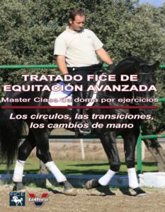 Master Class de doma: Los círculos, las transiciones, los cambios de mano