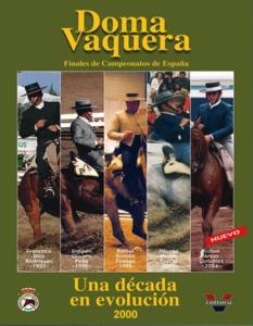 Campeonato de España de Doma Vaquera 2000
